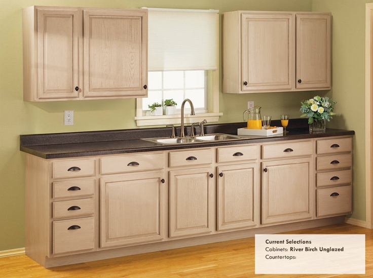 River birch rustoleum cabinet transformations rental for Cheapest way to redo kitchen cabinets