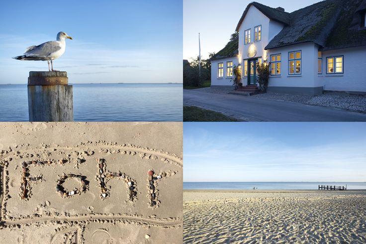 InselLiebe...<3  #föhr #insel #nordsee #collage #rackmers #spa #wellness #entspannung #möwe #strand #natur #landschaft
