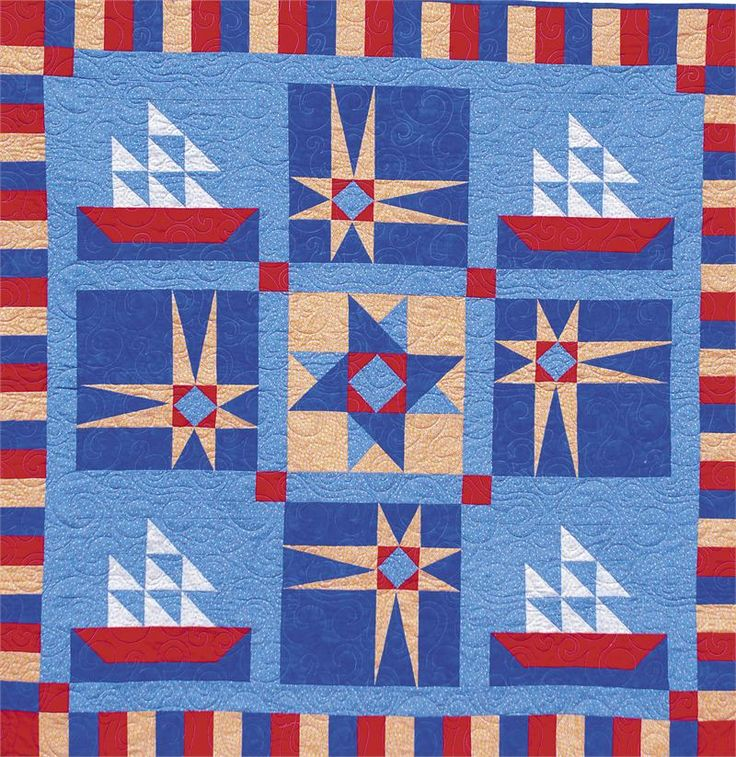 Quilting Patterns Beach Theme : 125 best images about BEACH QUILTS on Pinterest Quilt, Lighthouses and Sailboats