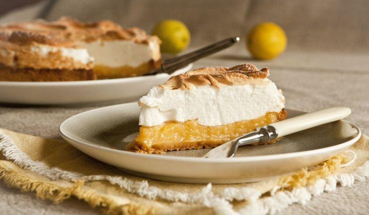 Citrónový meringue pie | KITCHENETTE