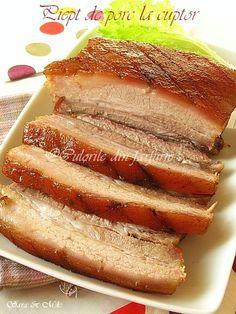 Piept de porc la cuptor ~ Culorile din farfurie