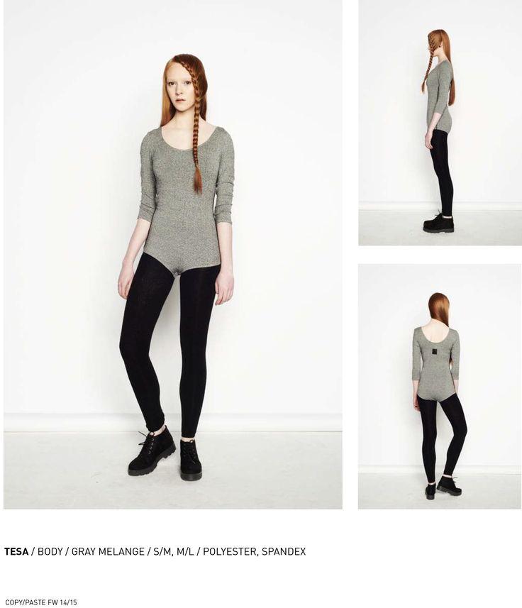 nenukko.com #gray #melange #body