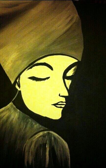 """""""From her kings are born"""" -Guru Nanak Dev ji.  Art by Navstrakt"""