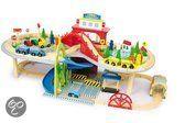 Base Toys Houten Spoorbaan Verdiepingen