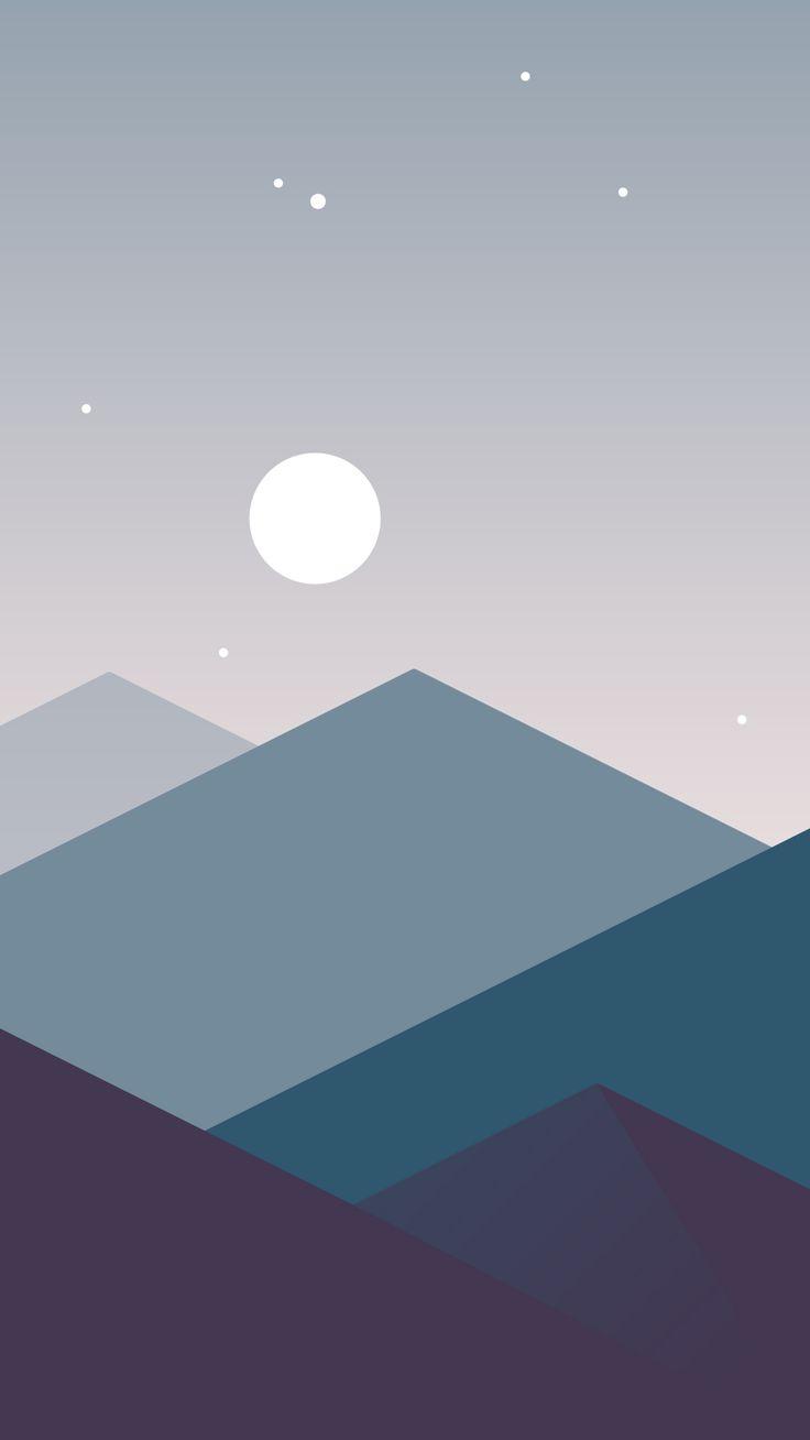 Luna - concepto minimal