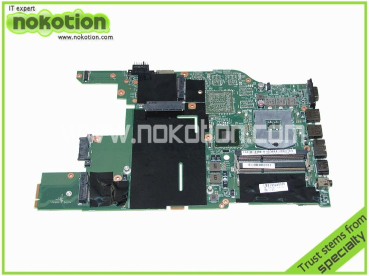 04W0398 48.4MI04.021 for Lenovo Thinkpad Edge E520 DDR3 Laptop Motherboard intel HM65 GMA HD 3000 DDR3 Mainboard full tested