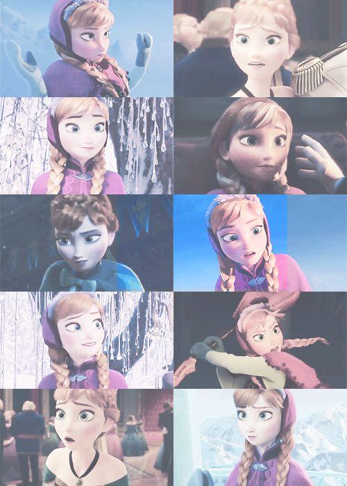 Princess Anna; I want to see this movie so badly