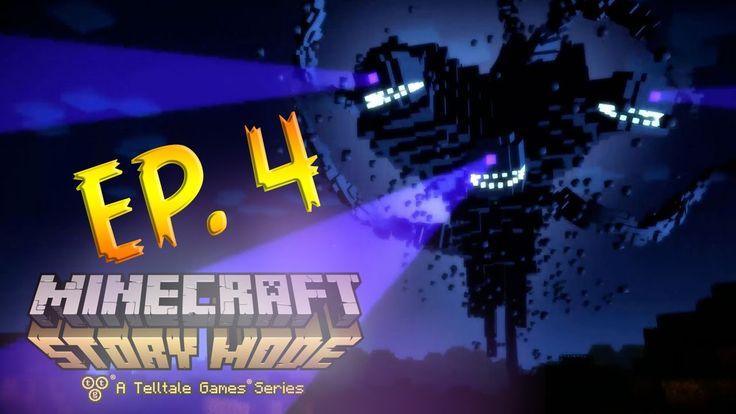 Minecraft Story Mode #4 Эпизод 1:Эпизод 2