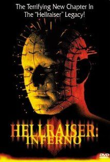 Pinhead becomes a secondary character here, but I still enjoyed this direct-to-video entry.  From this point on the Hellraiser movies became real mindfucks, which sometimes worked and sometimes didn't.