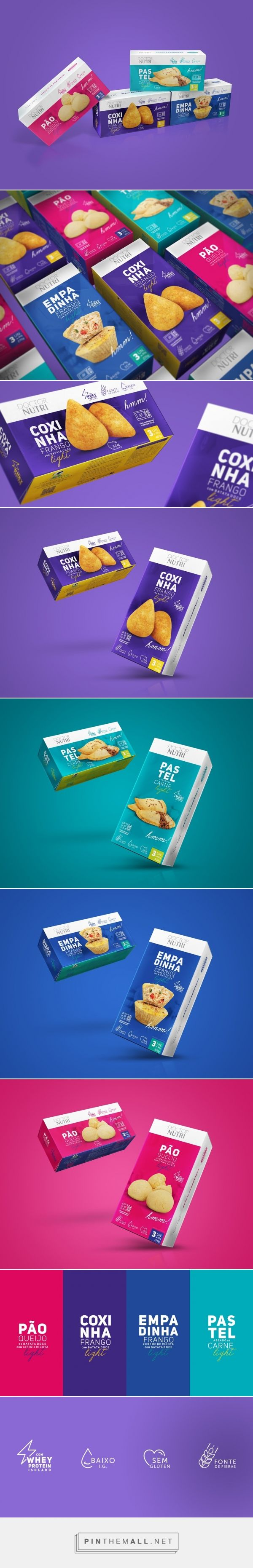 Doctor Nutri - Packaging of the World - Creative Package Design Gallery - http://www.packagingoftheworld.com/2016/03/doctor-nutri.html