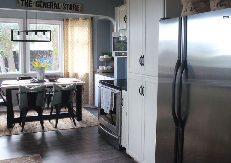 98 besten Kitchens Bilder auf Pinterest | Bauernküchen, Kleine ...