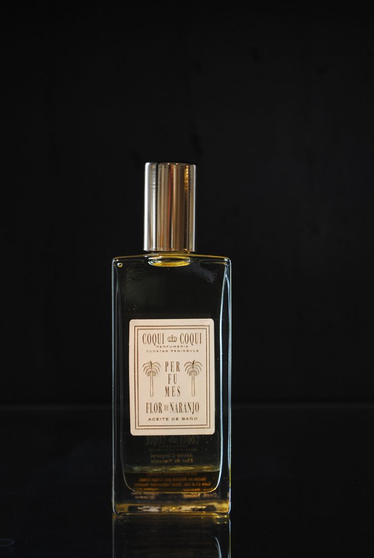 Coqui Coqui Bath Oil- Flor De Naranjo