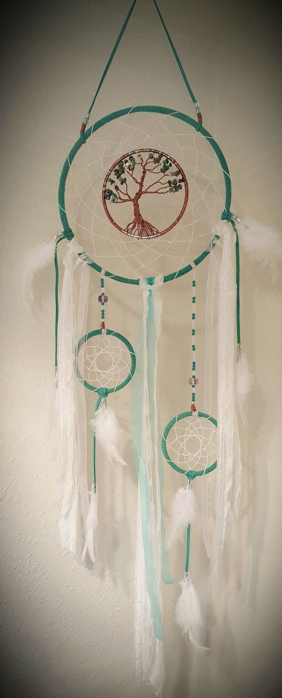 tree of life dreamcatcher instructions