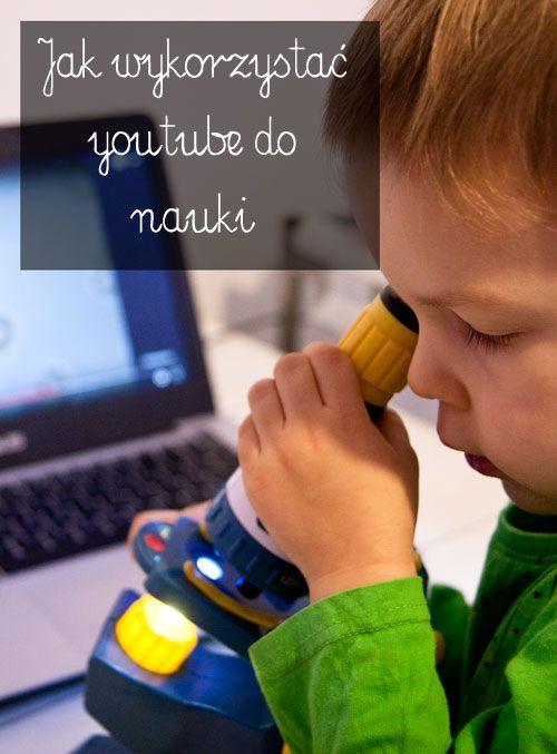 Youtube to bardzo poręczne narzędzie do nauki i zabawy:)