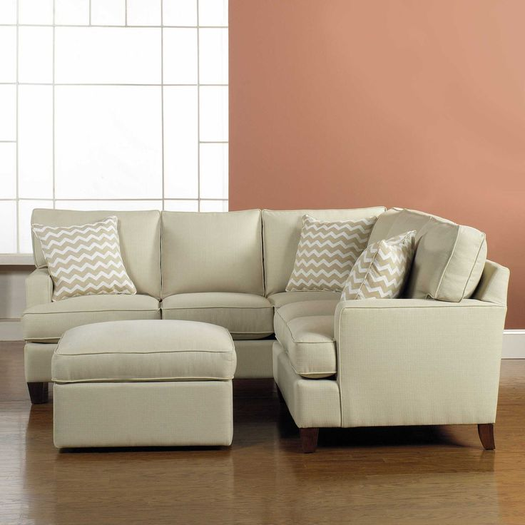 Gentil Small Sectional Sleeper Sofa With Chaise