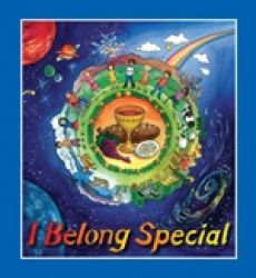 The popular Communion Preparation book 'I Belong' has been rewritten to offer an addition to use with children who have additional and special needs.