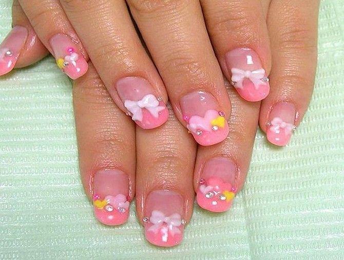 Conceptions mignonnes Acrylique ongles