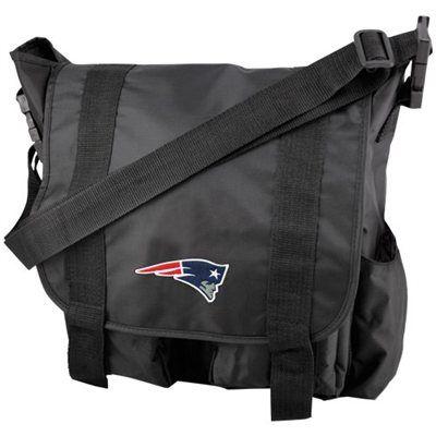 New England Patriots Team Logo Diaper Bag also Patriots Pro Shop $55