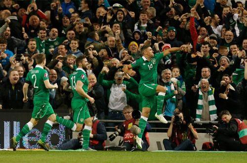 Ирландия 2-0 Босния и Герцеговина, обзор матча (+видео)