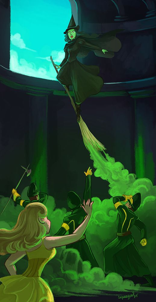 Defying Gravity by squeegool on deviantART