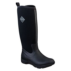 I just ordered these boots. I want to be ready for winter this year. The Original Muck Boot Company® Adventure Tall 15'' Waterproof Winter Boots for Ladies - Black | Bass Pro Shops