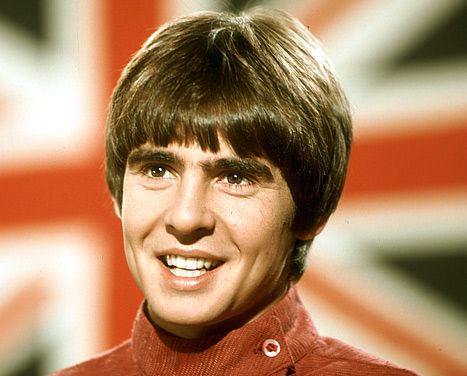 Davey Jones - The Monkees (Marcia Brady will always remember you)