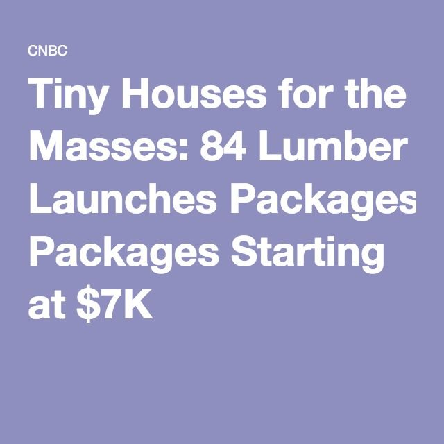 17 best ideas about 84 Lumber Tiny Houses on Pinterest 84 lumber