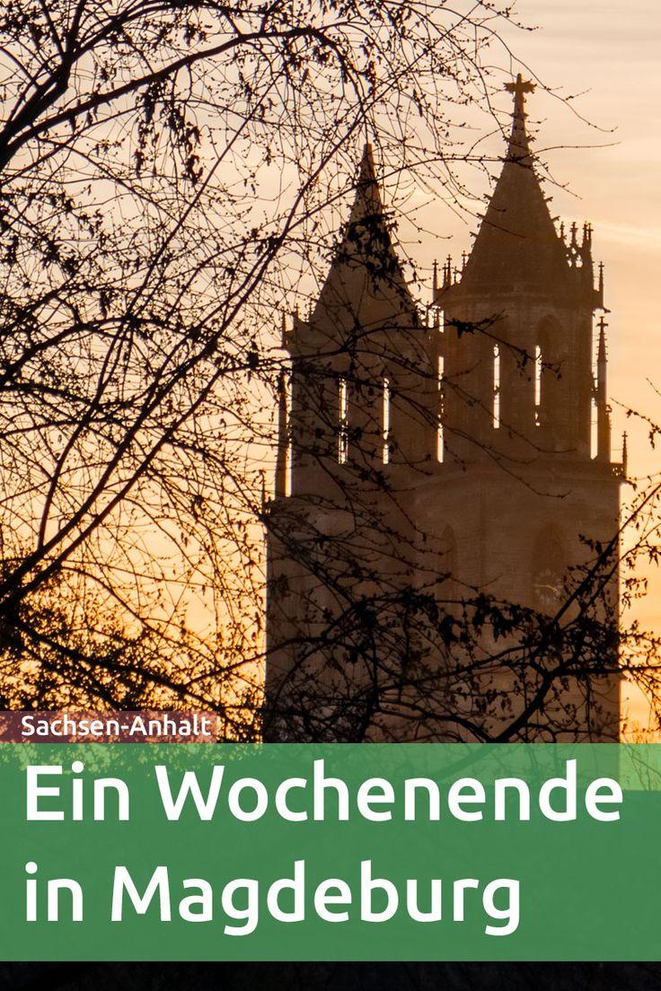 Magdeburg: Ein winterliches Wochenende in der Ottostadt – mit Kind und Kamera