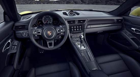 2017 Porsche 911 Turbo S Specs and Price