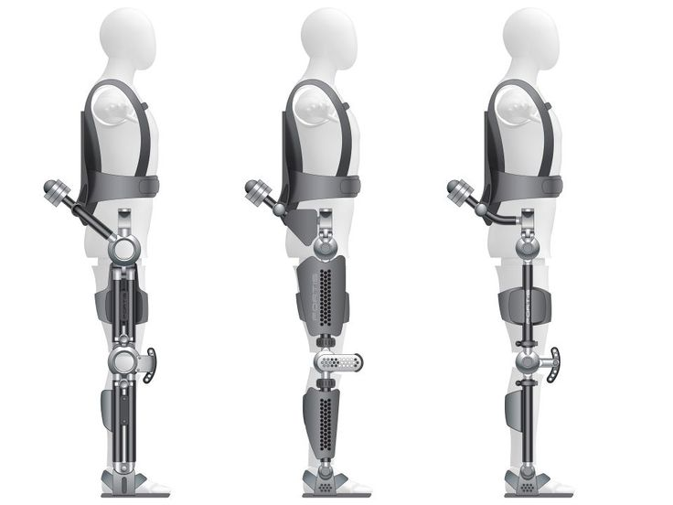 Lockheed Martin FORTIS Human-Powered Exoskeleton | Industrial | ROBRADY design…