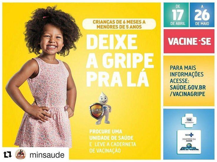 ℹInformativo do @minsaude sobre a vacinação contra a gripe! . . #Deusnocomando #paramamaesebebes #babyplanner #babyorganizer #assessoriamaterna #maternidade #enxovaldebebe #importados #gestante #pregnant #mamae #papai #bebe #embarazada #vacina #vacinacao #calendario #informativo #vacinacaocontraagripe #brasil