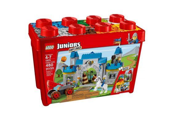 LEGO® Juniori 10676 - Rytiersky hrad