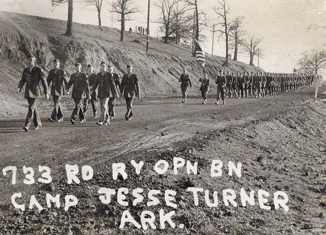 Camp Jesse Turner - Encyclopedia of Arkansas