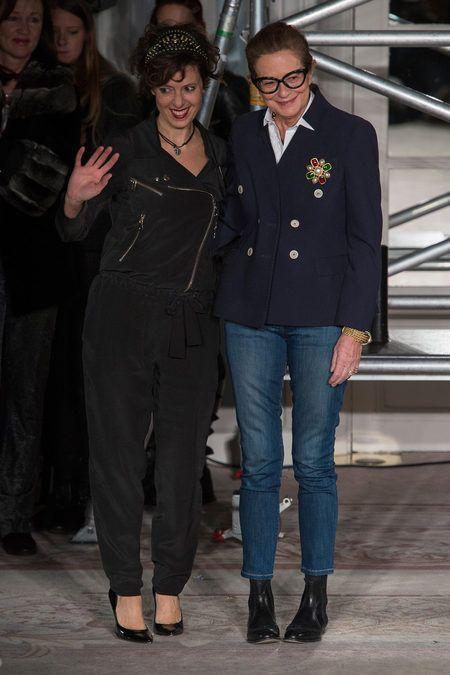 Moschino Cheap And Chic Fall 2013 Ready-to-Wear  - Francesca Rubino and Rossella Jardini