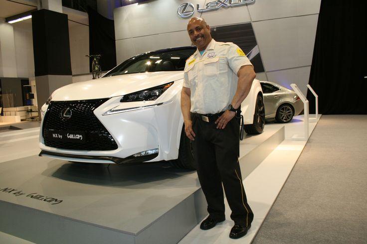 Lexus NX WILL-I-AM