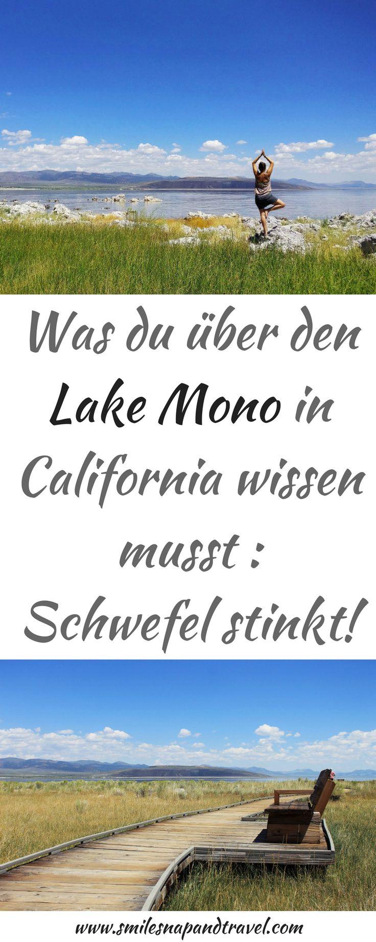 Roadtrip USA Planung: ein Besuch beim Lake Mono ist Pflicht!