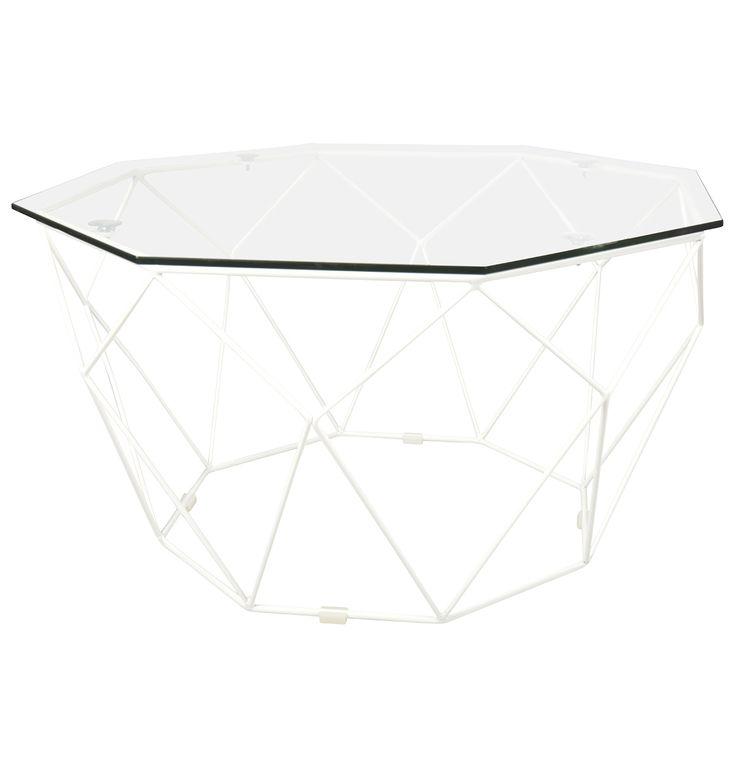 Lava Outdoor Coffee Table - Matt Blatt
