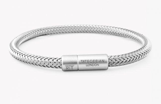Soho Bracelet in Copper Wire | RT Wrist wear (Aluminium) | Tateossian