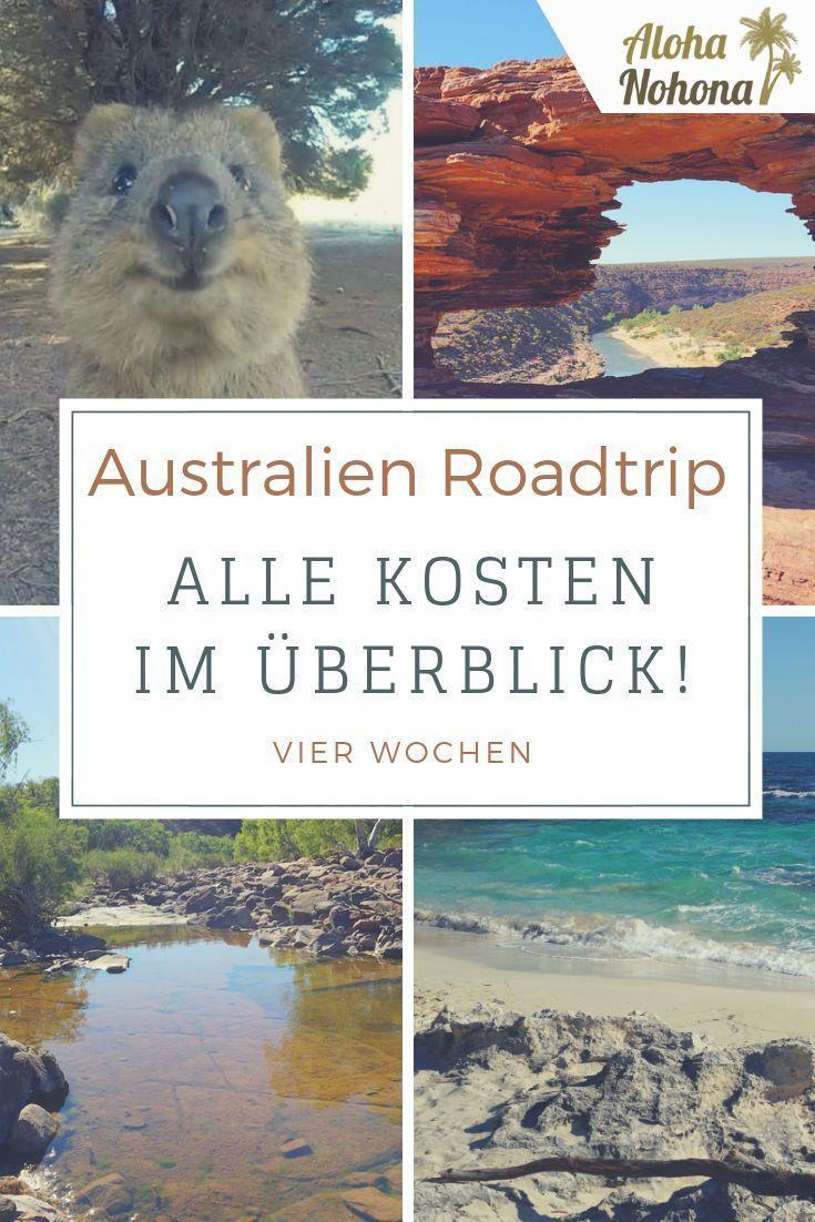 Reisekosten Australien 4 Wochen Australien Mit Route Und Spartipps Australien Reise Australien Urlaub Tolle Reiseziele
