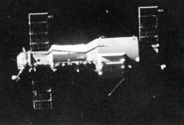10 Soviet Victories in the Space Race - First Space Station