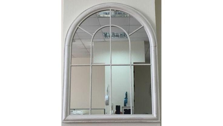 Зеркало-окно в металлической раме 69х4х88 PL08-80255