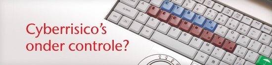 Whitepaper: Cyberrisico's onder controle?  Kijk op: http://www.aon.com/netherlands/whitepapers/2012/2012_Whitepaper_Cyberrisicos_onder_controle.jsp