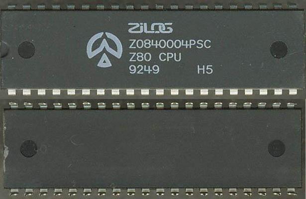 Um Zilog Z80