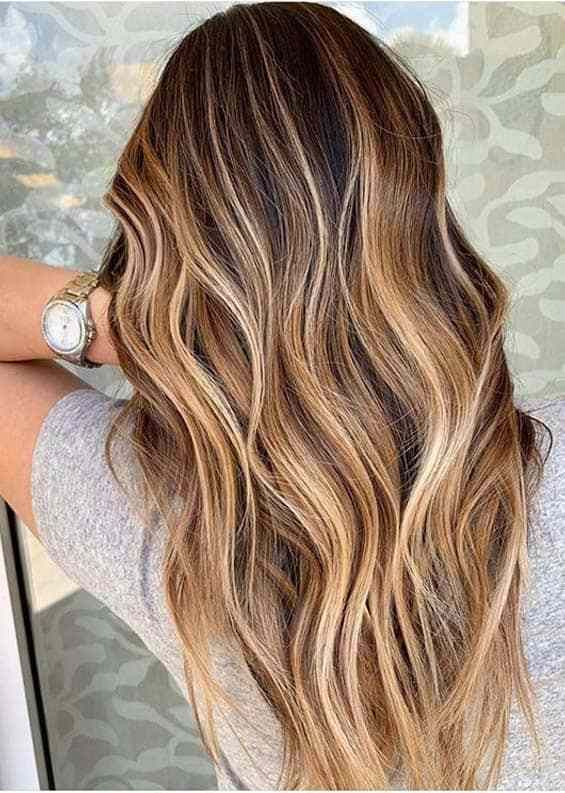 Cutest Caramel Balayage Hair Colors And Hairstyles In 2020 Voguetypes In 2020 Balayage Hair Caramel Balayage Red Hair Color Shades