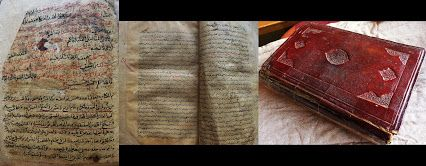 An Arabic Medical Encyclopaedia on causes of diseases and symptoms (Sharh/Kitab Al-Asbab Al-'Alamat): The manuscript is authored by  Burhanuddin Al-Nafis ibn 'Iwad Al-Kirmani and dedicated his work to Timurid Sultan, Ulugh Beg, in 1424 AD.    As stated in the colophon, This manuscript was copied by Fathullah ibn 'Afif ibn Abdul Qadir Al-Hurmuzi on 16th Dhulqa'idah 924 AH (Saturday 20th November 1518) in the holy city of Mecca.