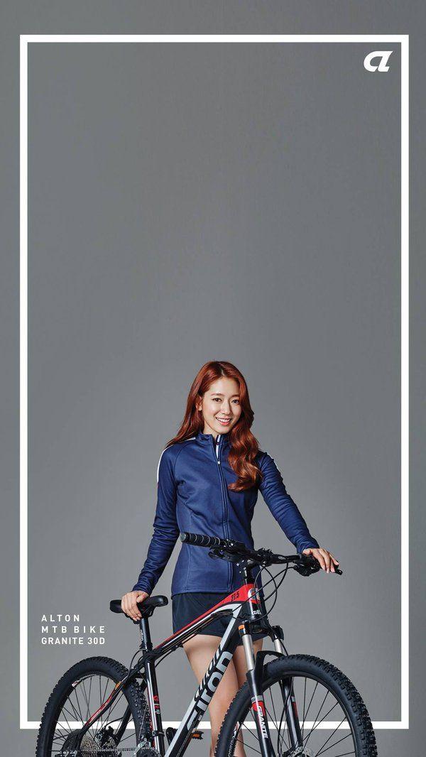 Park Shin Hye #Alton
