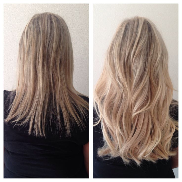 Gorgeous Blonde Volume & Length using Great Lengths Hair Extensions by Lyndsay  (503)686-3261