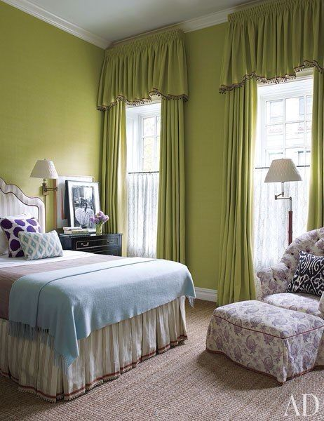 Top 25 ideas about Green Bedroom Curtains on Pinterest | Sage ...