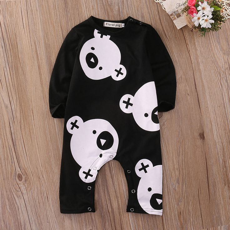 2016 новый детская одежда для Животных комбинезон для новорожденных боди детская одежда мальчиков девочек комбинезон ребенка ползунки хлопка младенческой одеждыкупить в магазине Special DealнаAliExpress