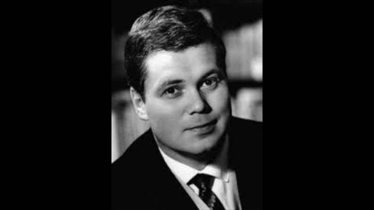 """Dietrich Fischer-Dieskau; """"Die schöne Müllerin""""; (Gerald Moore, 1961); Franz Schubert - YouTube"""